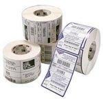 Zebra Permanent Adhesive Labels 32 x 57 mm 2100 Labels per Roll