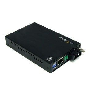 StarTech.com 10/100 Mbps MM Fiber Media Converter SC 2 km