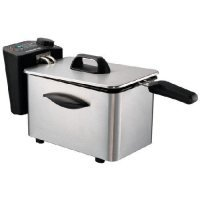 Morphy Richards 45081 Professional 2L Brushed S/S Fryer