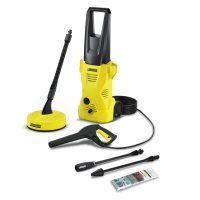 Karcher K2HOME Pressure Washer 1400W Bar pressure 110 Motor Universal Air-cooled