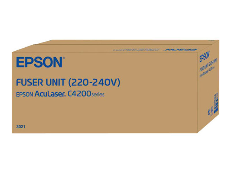 Epson - Fuser kit ( 220/240 V ) - 100000 pages - For C4200