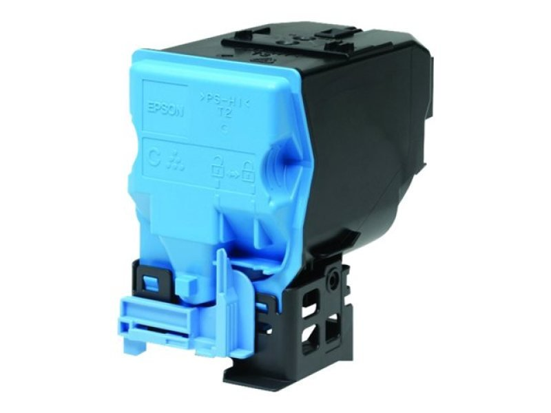 TONER CARTRIDGE CYAN S050592 - 6.000 PAGES