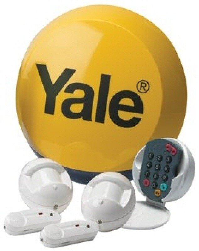 Yale HSA6200 Standard Basic Keypad Operated Alarm System