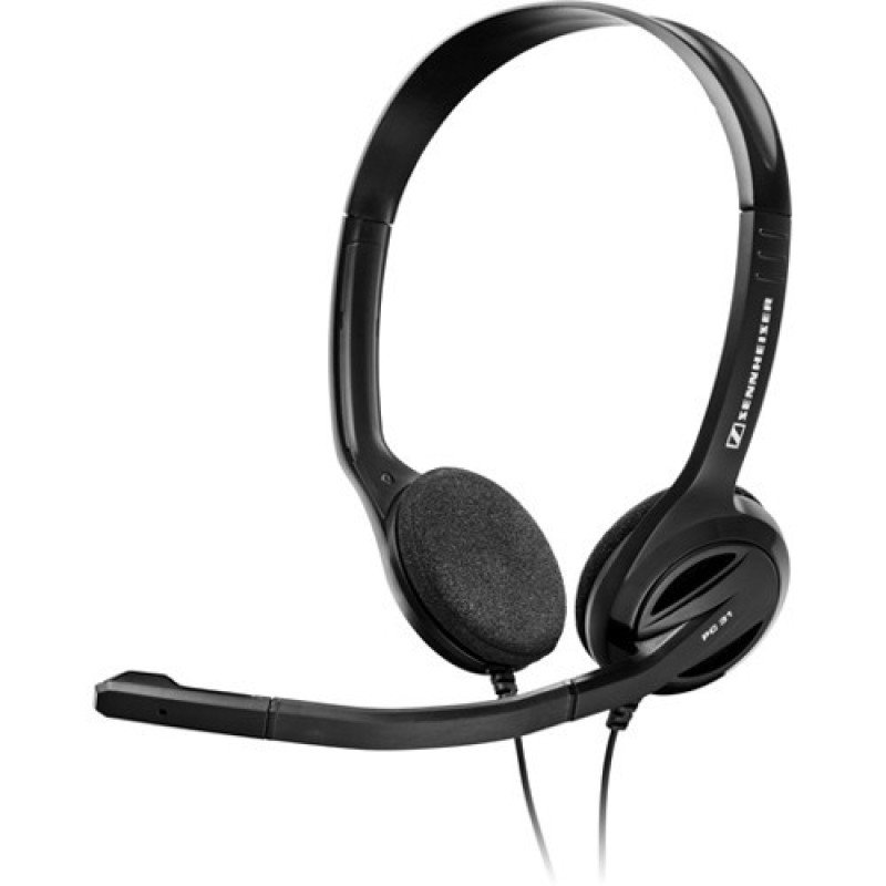 Sennheiser pc36-cc bin pc headset usb