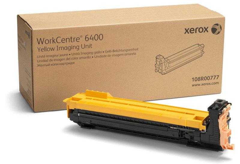 Xerox 108R00777 Yellow Drum Cartridge