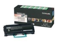 Lexmark X463X11G Extra High Yield Blackn Toner cartridge