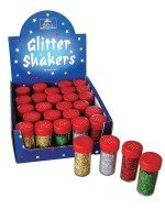 BRIGHT IDEAS GLITTER SHAKERS DISPLAY