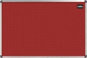 NOBO ELIPSE NOTICE BRD FELT RED 900X600