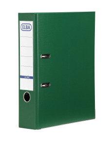 BANTEX L/RCH FILE PVC A4 UPR 70MM GREEN