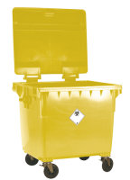 Fd 1100l Clinical Waste Container 377921