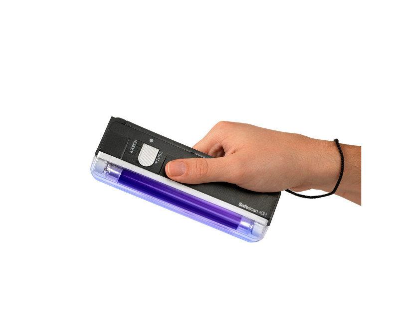 Safescan Hand Held UV Lamp 40H