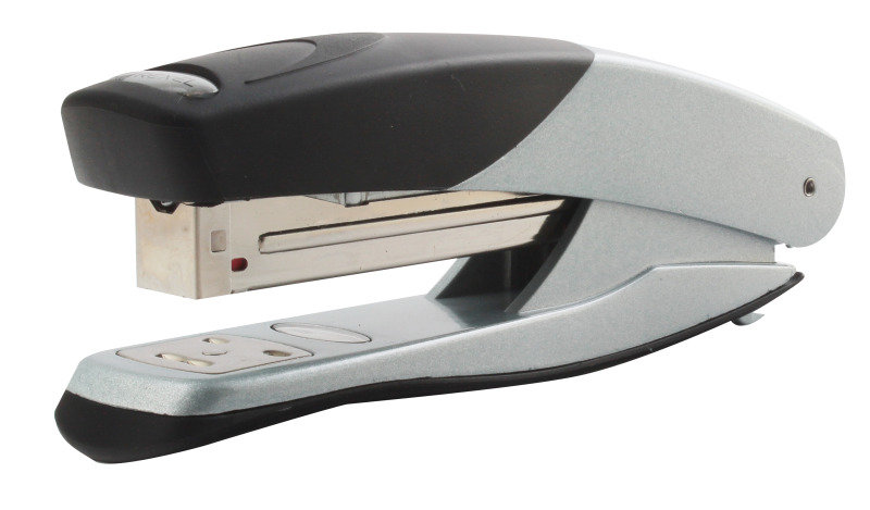 REXEL TORADOR FULL STRIP STAPLER SIL/BLK