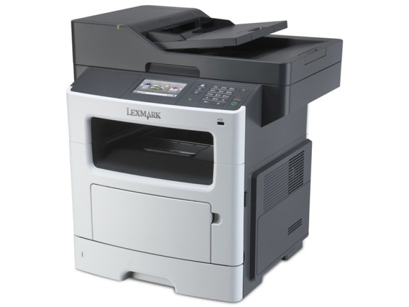 Lexmark MX511DE A4 Mono Multifunction Laser Printer