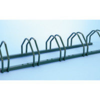 FD CYCLE RACK 5 BIKE CAP ALUMINIUM 309