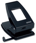 Rapesco 835 2-Hole Metal Punch (40 Sheets) (black)