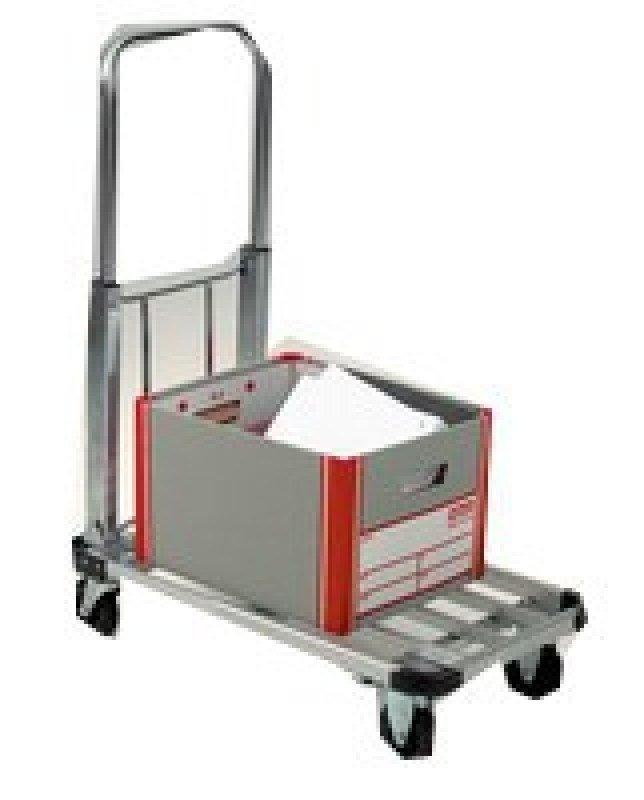 Image of GPC Aluminium Lightweight Folding Trolley