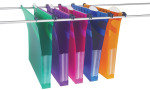 Rexel Multifile Extra Secura Foolscap Suspension File 30mm Assorted (Pack of 10)