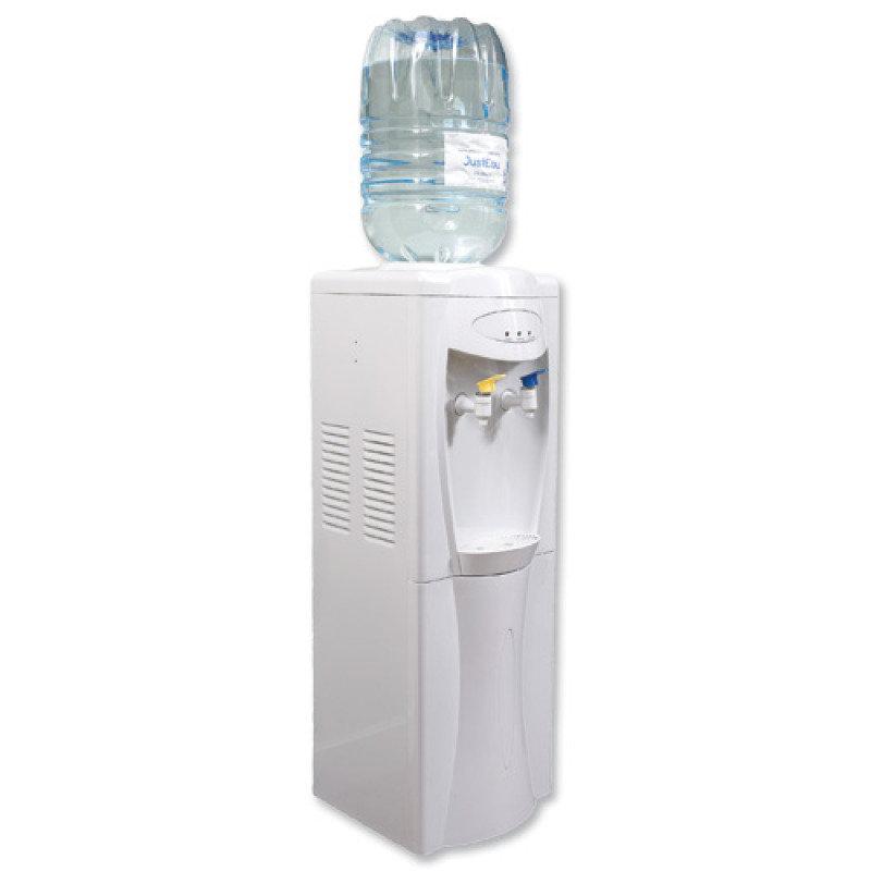 Image of CPD Floor Standing Water Dispenser - White