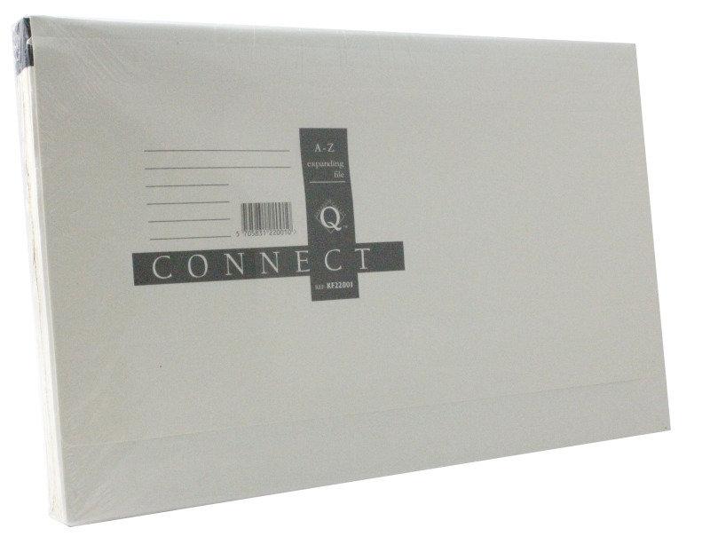 Q CONNECT EXPANDING FILE A-Z FC MAN 2200