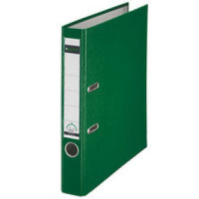 Leitz Miniarch Pp A4 52mm Green 1015-55 - 10 Pack