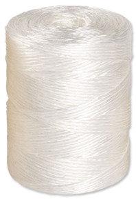 POLYPROPYLENE TWINE 1KG WHITE 77656008