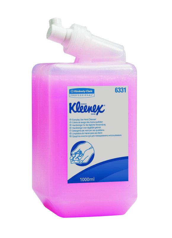 KLEENEX EVERYDAY HAND CLEANSER PERF 1L