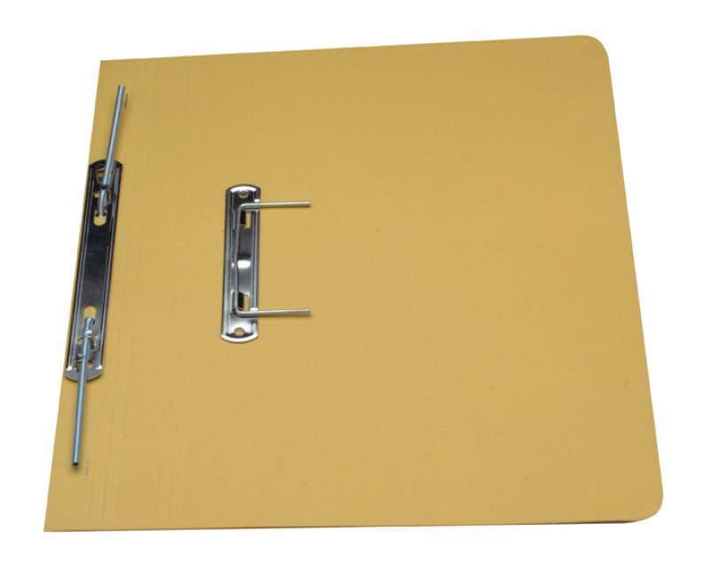 Guildhall Transfer Spring File Yellow 348 - 50 Pack