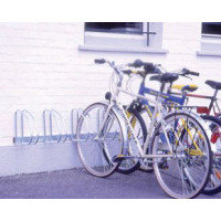 FD CYCLE RACK 4 BIKES ALUMINIUM 320079