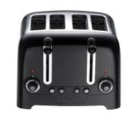 Dualit 4 Slice Lite Toaster High Gloss Black