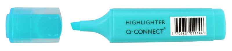 Q Connect Highlighter Blue - 10 Pack