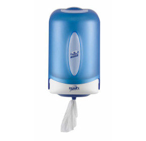 Tork Reflex Blue Mini Centrefeed Dispenser (Pack of 1)