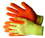 JSP J Flex Orange Glove EN388 - Size 9