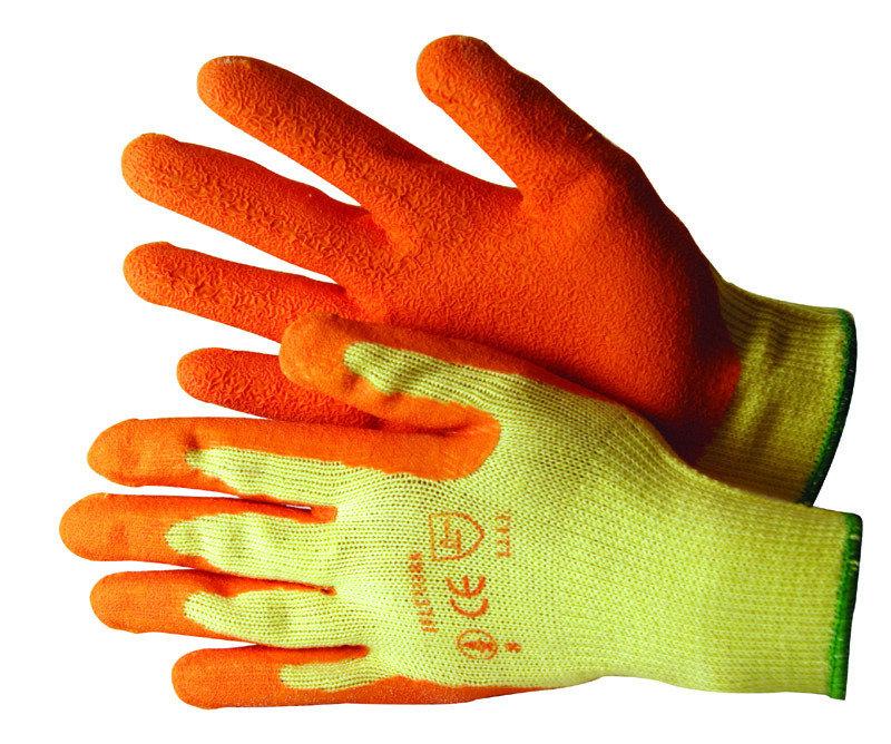 Image of JSP J Flex ACG186-180-800 Orange Glove EN388 - Size 9