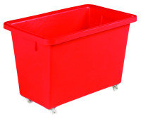 MOBILE NESTING CONTAINER RED 328229