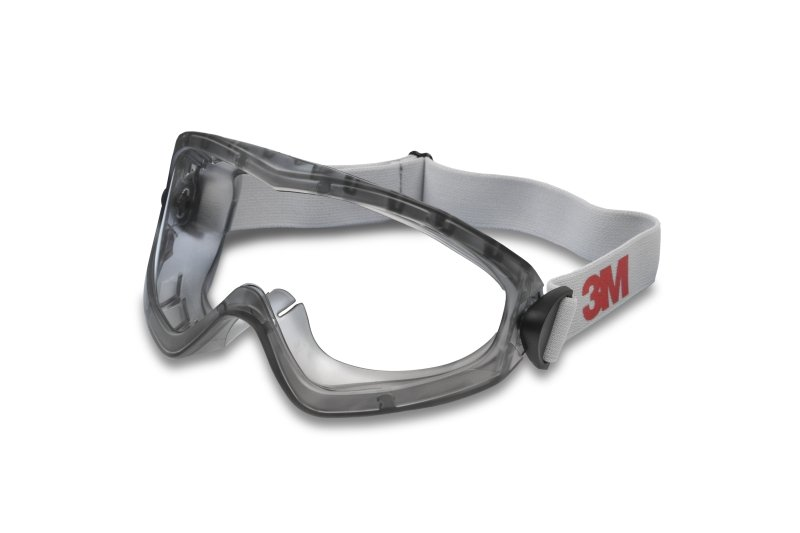 Image of 3M 2890S SEALED GOGGLE CLEAR PK1