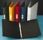 BANTEX 4R BINDER PVC A4 BLK 100080881