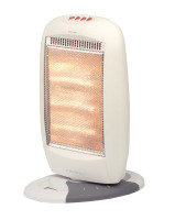 Hidist 1050w Halogen Heater Grey