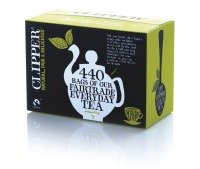 Clipper Fair Trade Tea Bags - 440 Pack