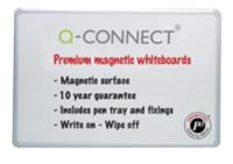 Q CONNECT PREM MAG DWIPE BRD 900X600MM