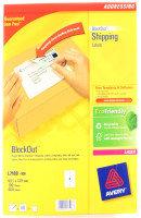 AVERY LSR LBL PK100 L7169-100 FPC