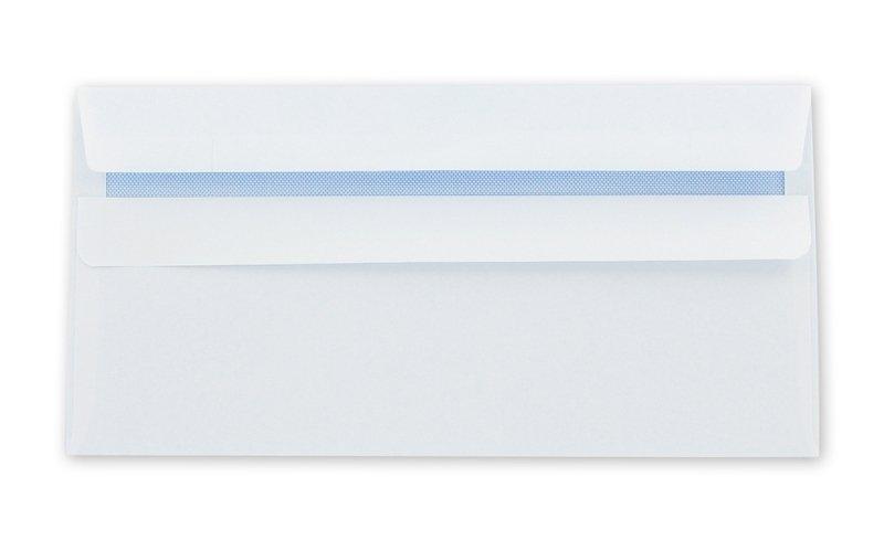 Q CONN ENV S/S DL 100G WHITE PK500