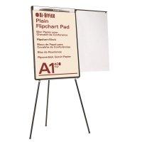Bi-Office White A1 Easy Flipchart Easel