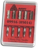 AVERY NEEDLES HEAVY DUTY 01002 05014 PK5