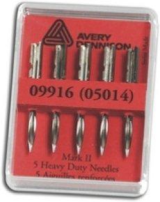 AVERY NEEDLES HEAVY DUTY 01002 05014 PK5
