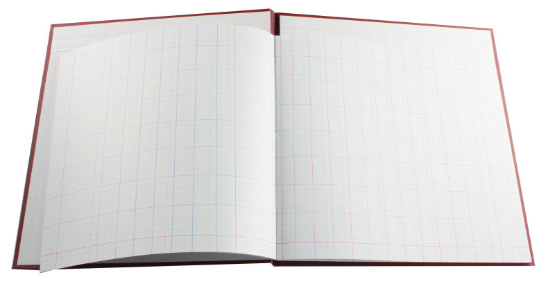 Guildhall Headliner Book Series 48 6/12 80 Pages