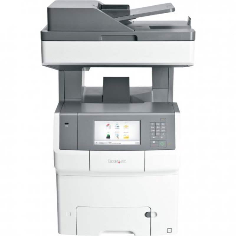 Lexmark X748DE All in one Colour Laser Printer