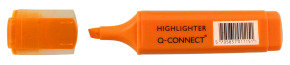 Q Connect Highlighter Orange - 10 Pack