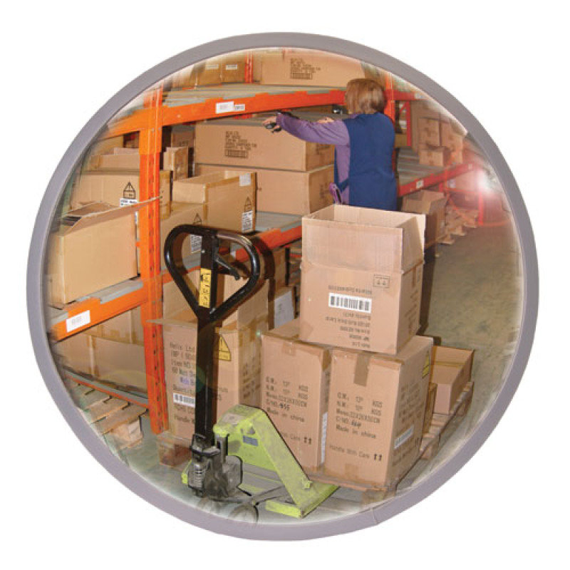 Image of Helix Round Internal Mirror - 60cm