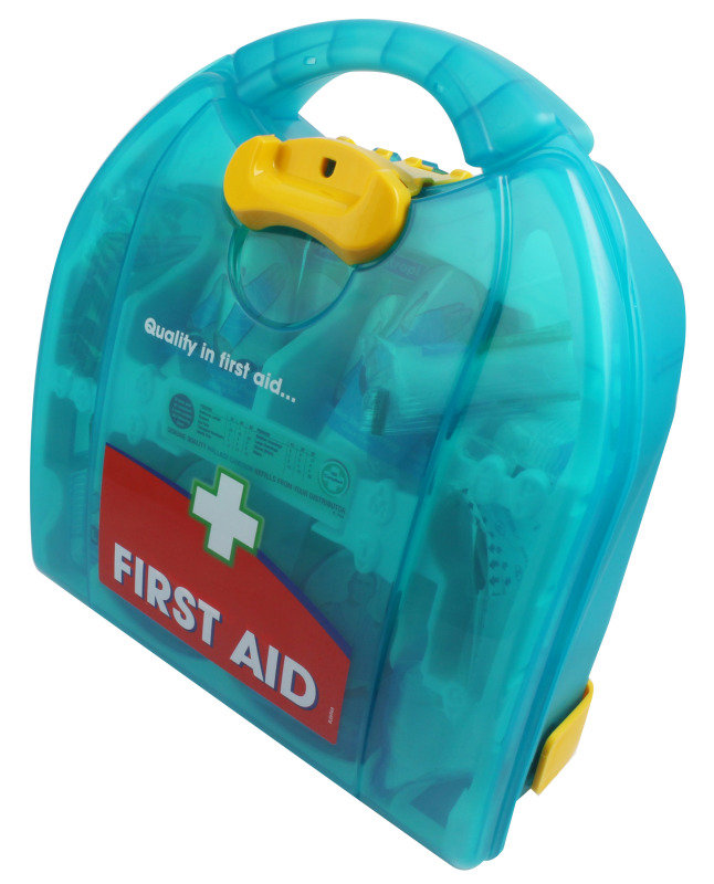 WALLACE MEZZO 10 PERSON FIRSTAID DISP