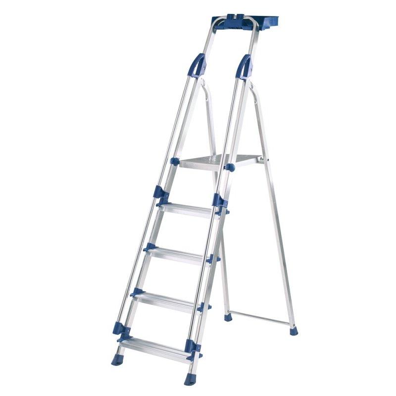 Abru 10505 Blue Seal Stepladder 5 Tread
